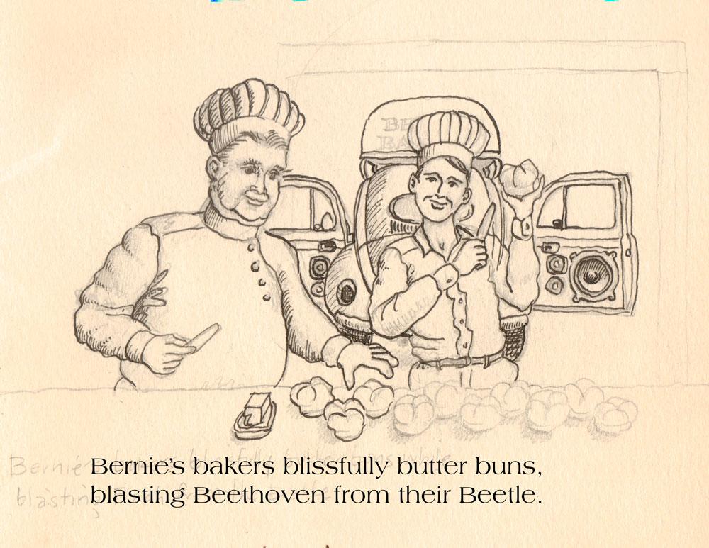 Bernie's Bakers