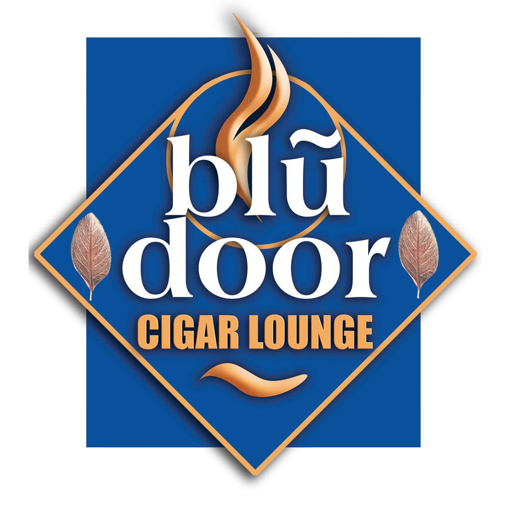 Blu Door Cigar Lounge Logo