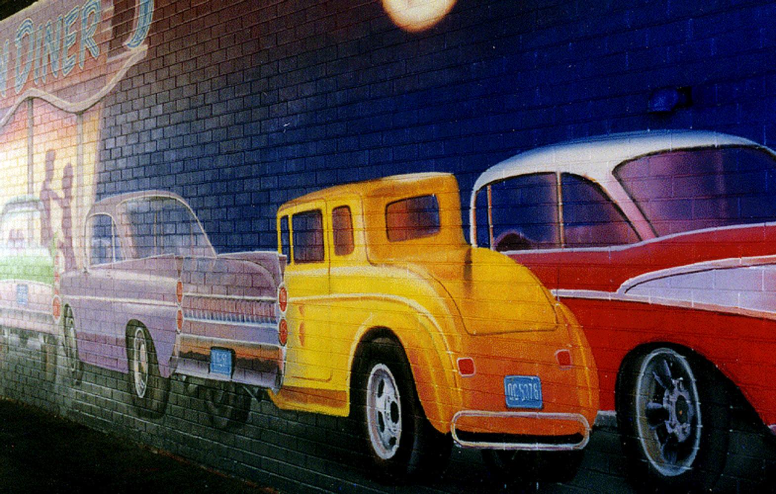 Blue Moon Diner  South Orange NJ