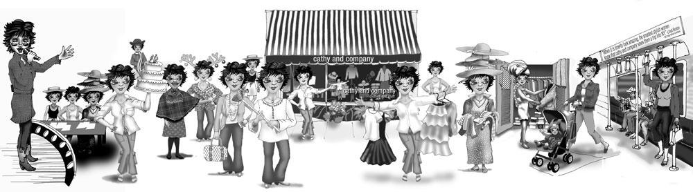 Cathy & Company Parade