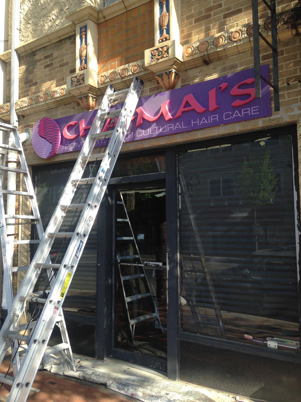 Installing Cha-Mai's