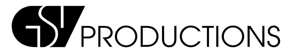 GSV Productions Logo