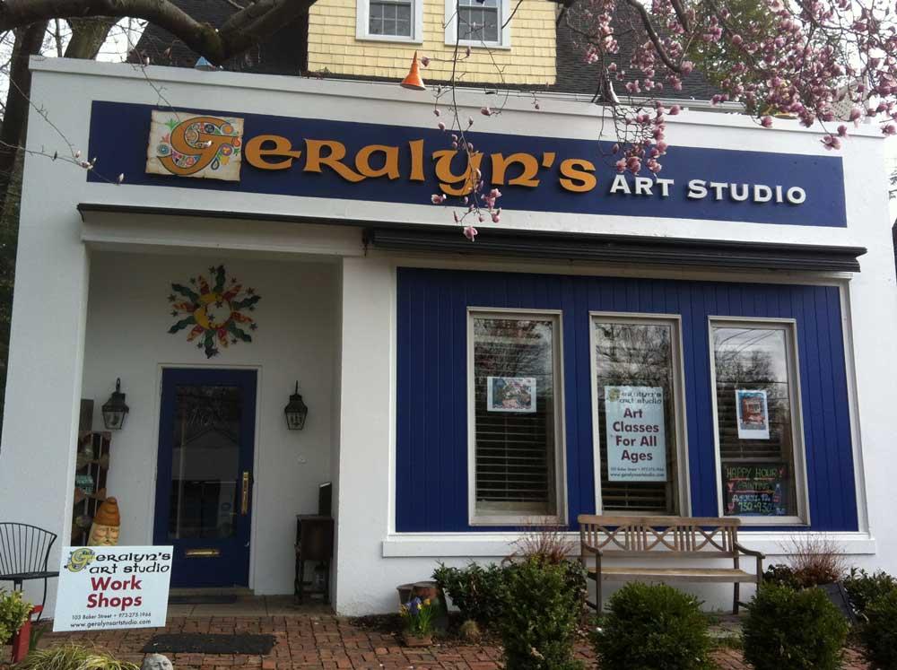 Geralyn's Art Studio-Maplewood NJ