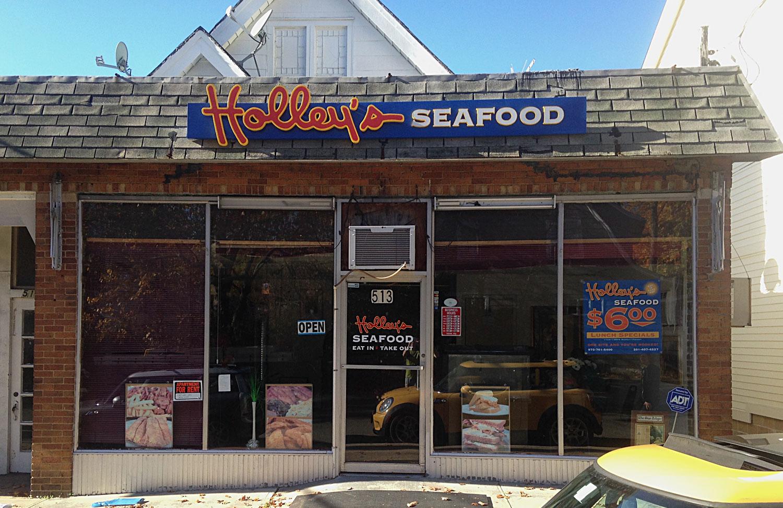 Holley's Seafood-Maplewood NJ