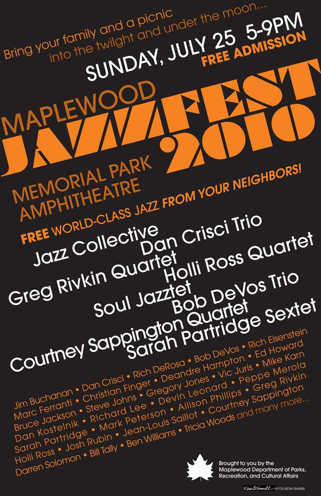 Maplewood Jazz Fest