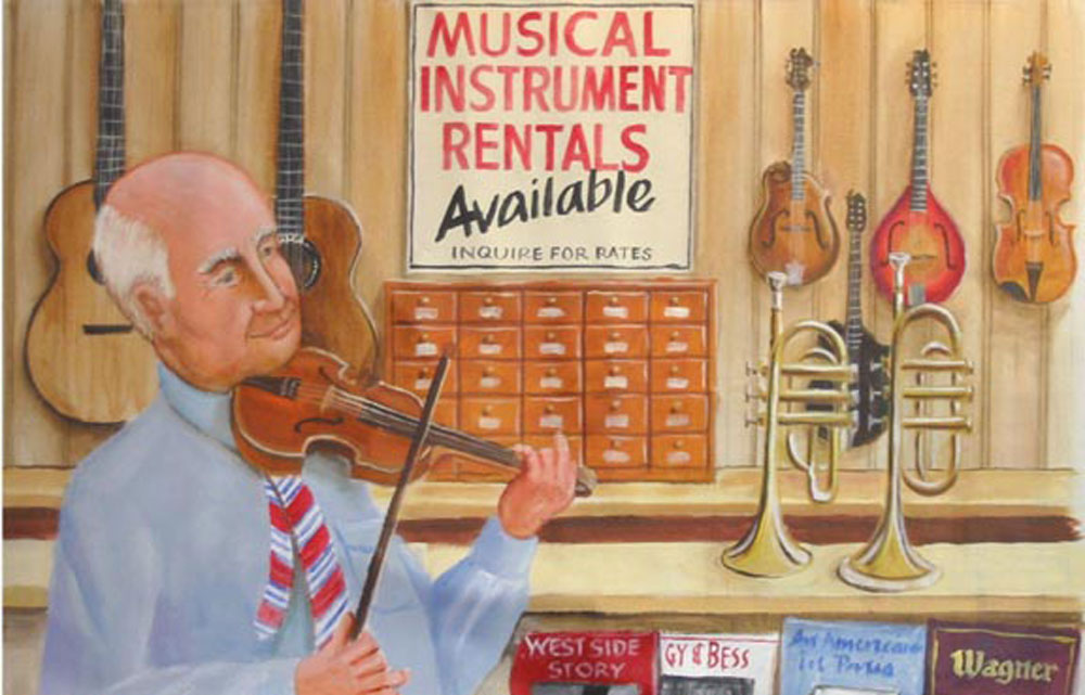 Mozart's Music  Llanfair  Wayne NJ