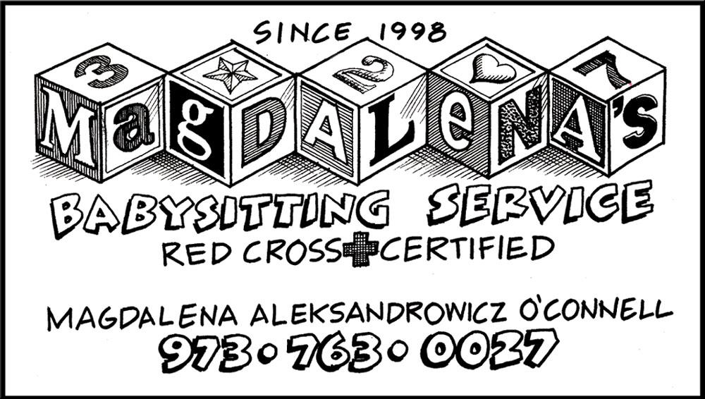 Magdalena's Card