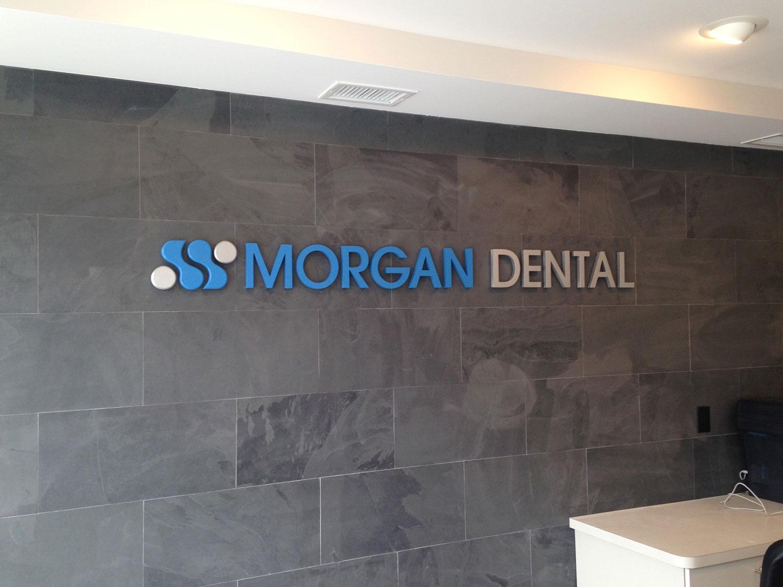 Morgan Dental Interior-Millburn Nj