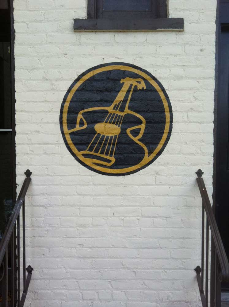 Mark Murphy's Music-Painted Logo-South Orange