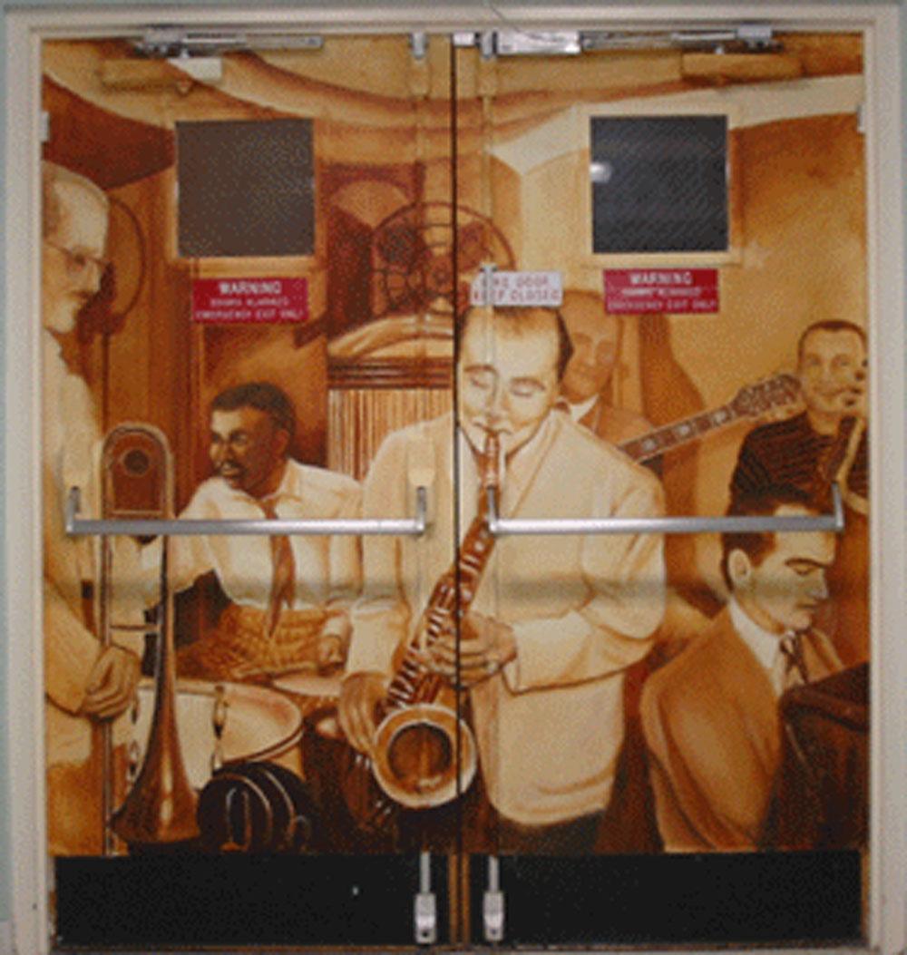 Quintet-Sax Solo  Llanfair Wayne NJ