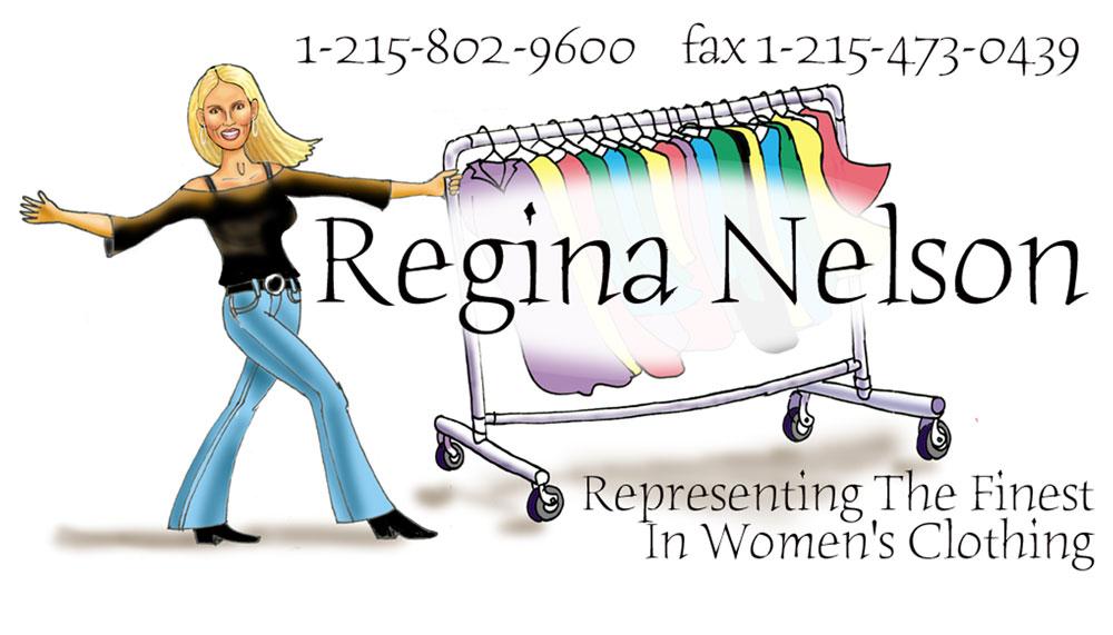 Regina's Card