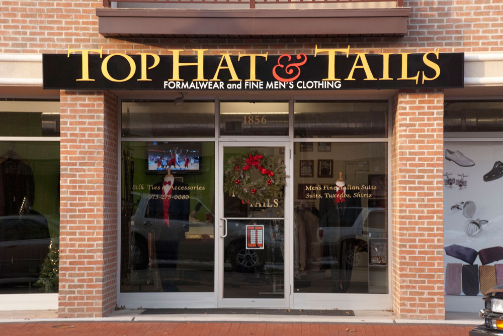 Top Hat & Tails-Maplewood NJ