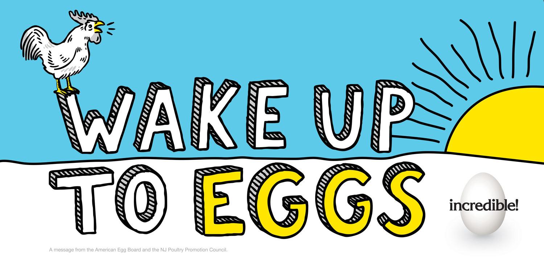 Wake Up To Eggs Billboard