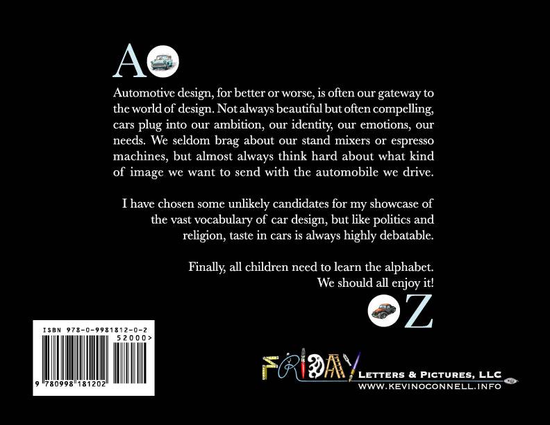 Abecedarium Back Cover