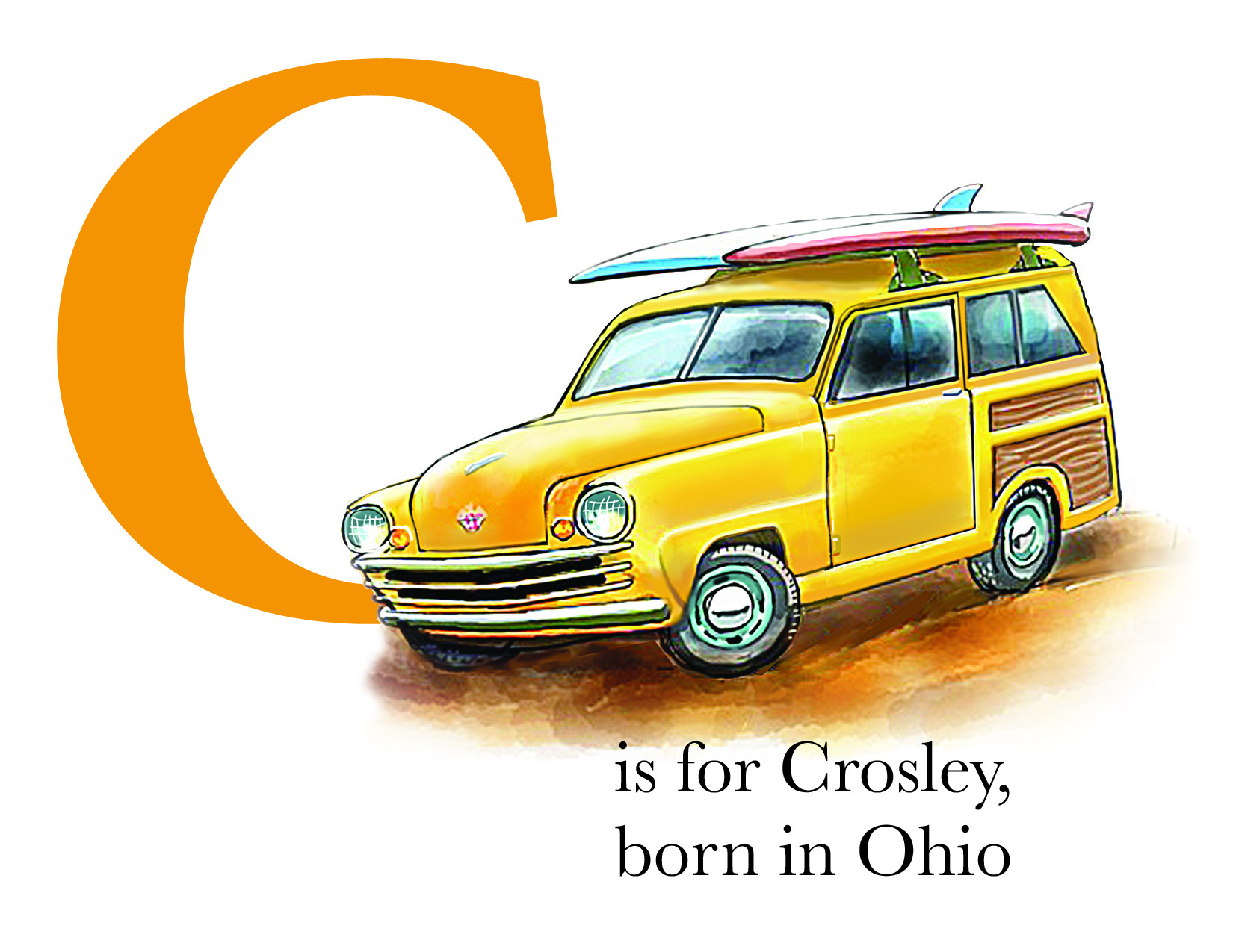C is for Crosley