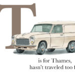 T is for Thames