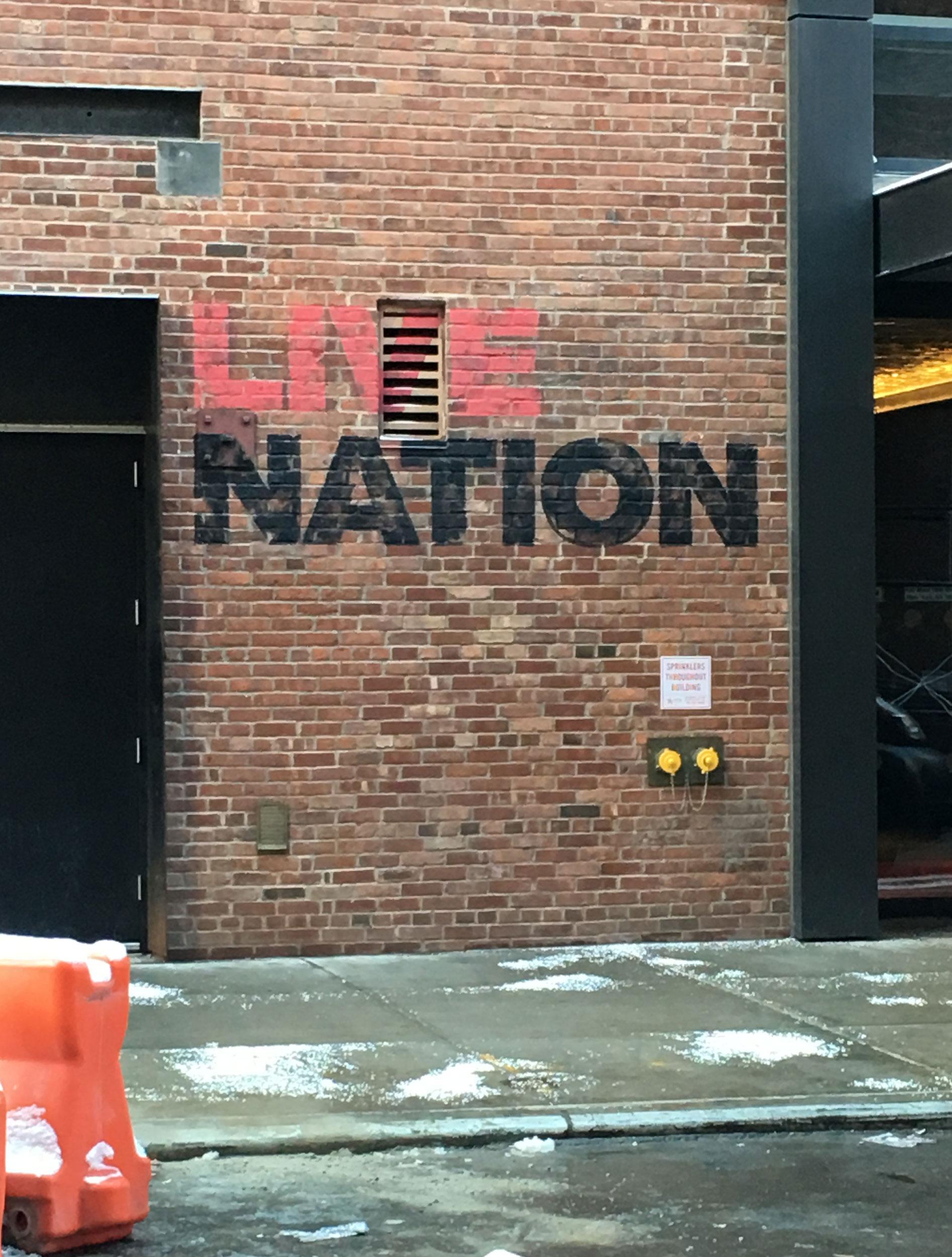 LiveNation Street