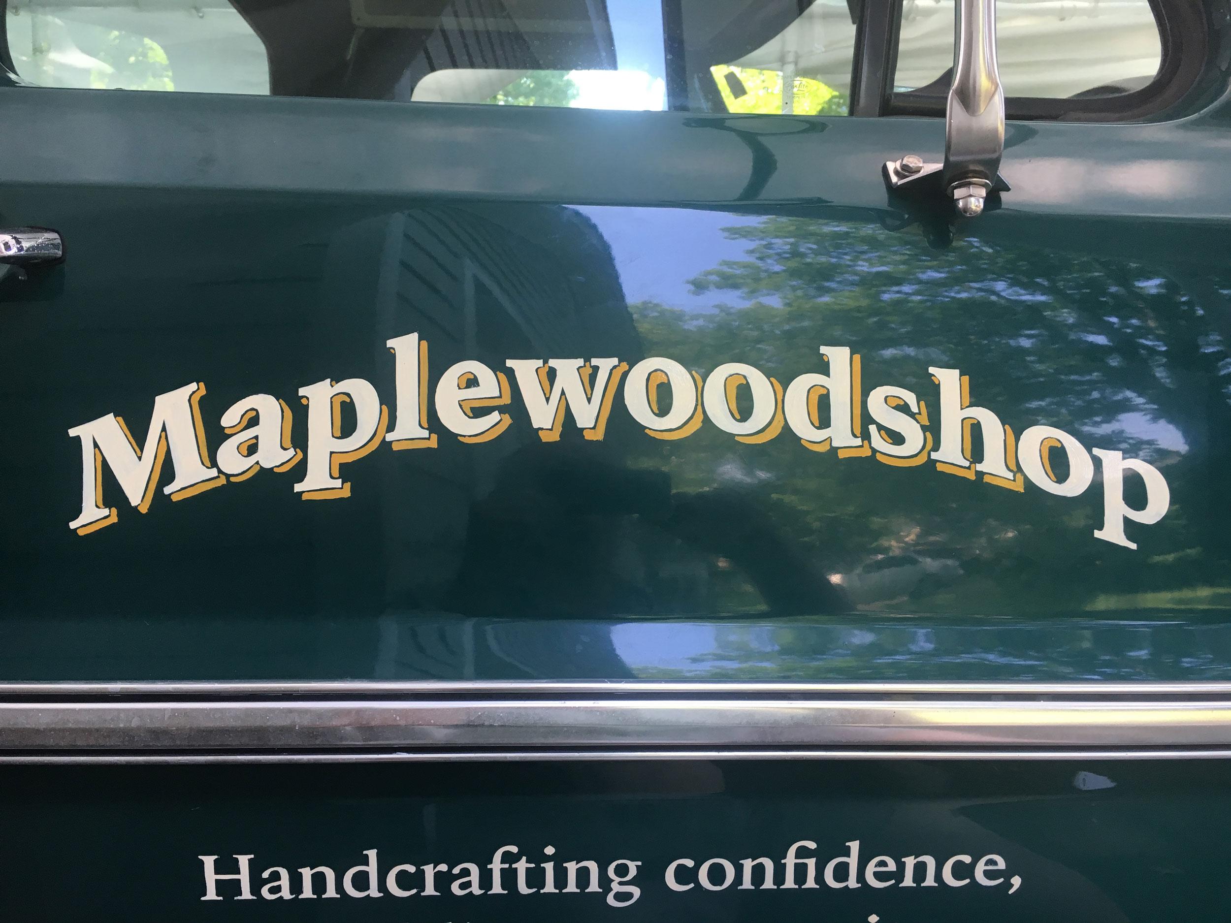 Maplewoodshop Truck