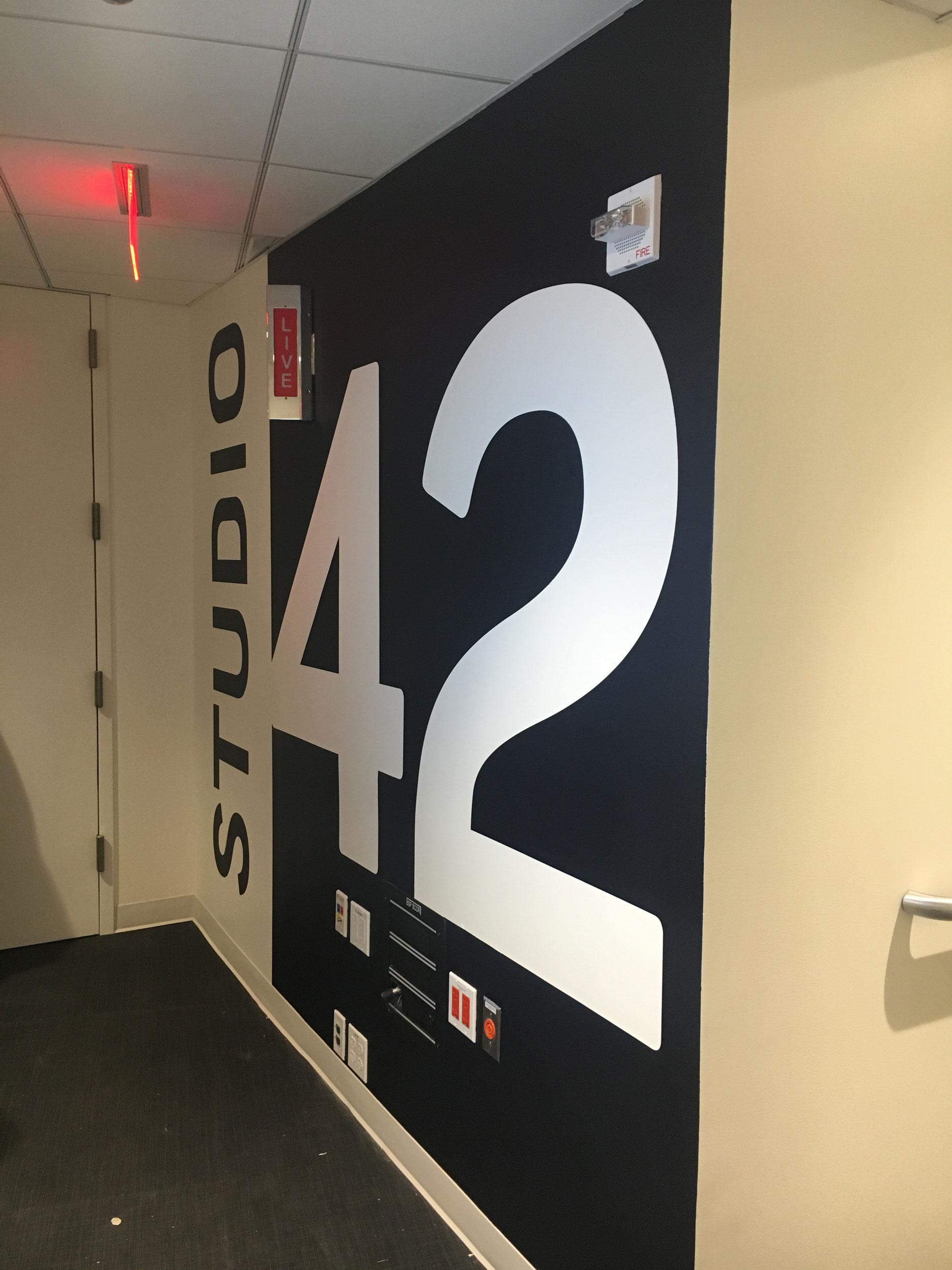 SNY Studio 42