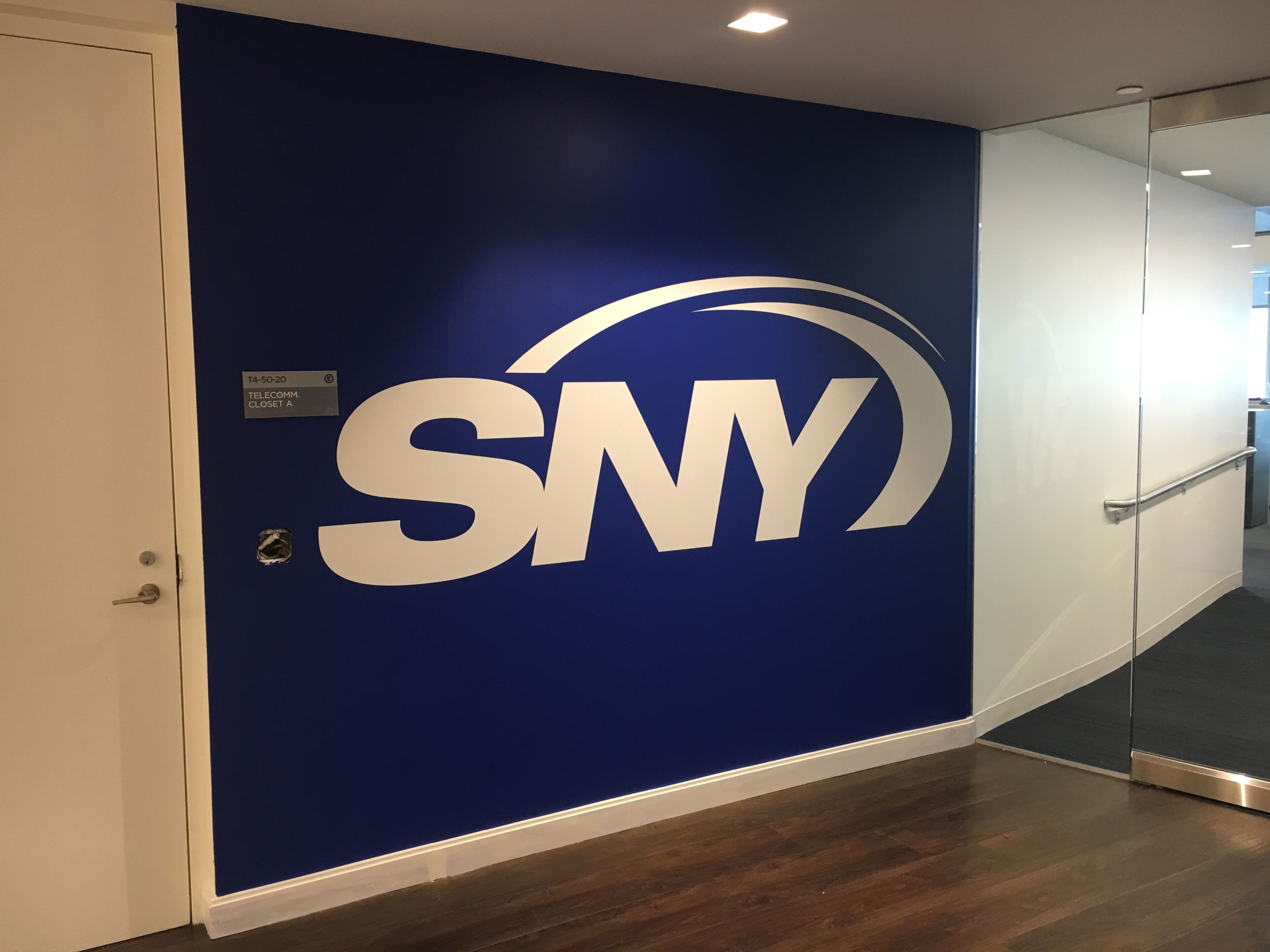 Sports New York Logo