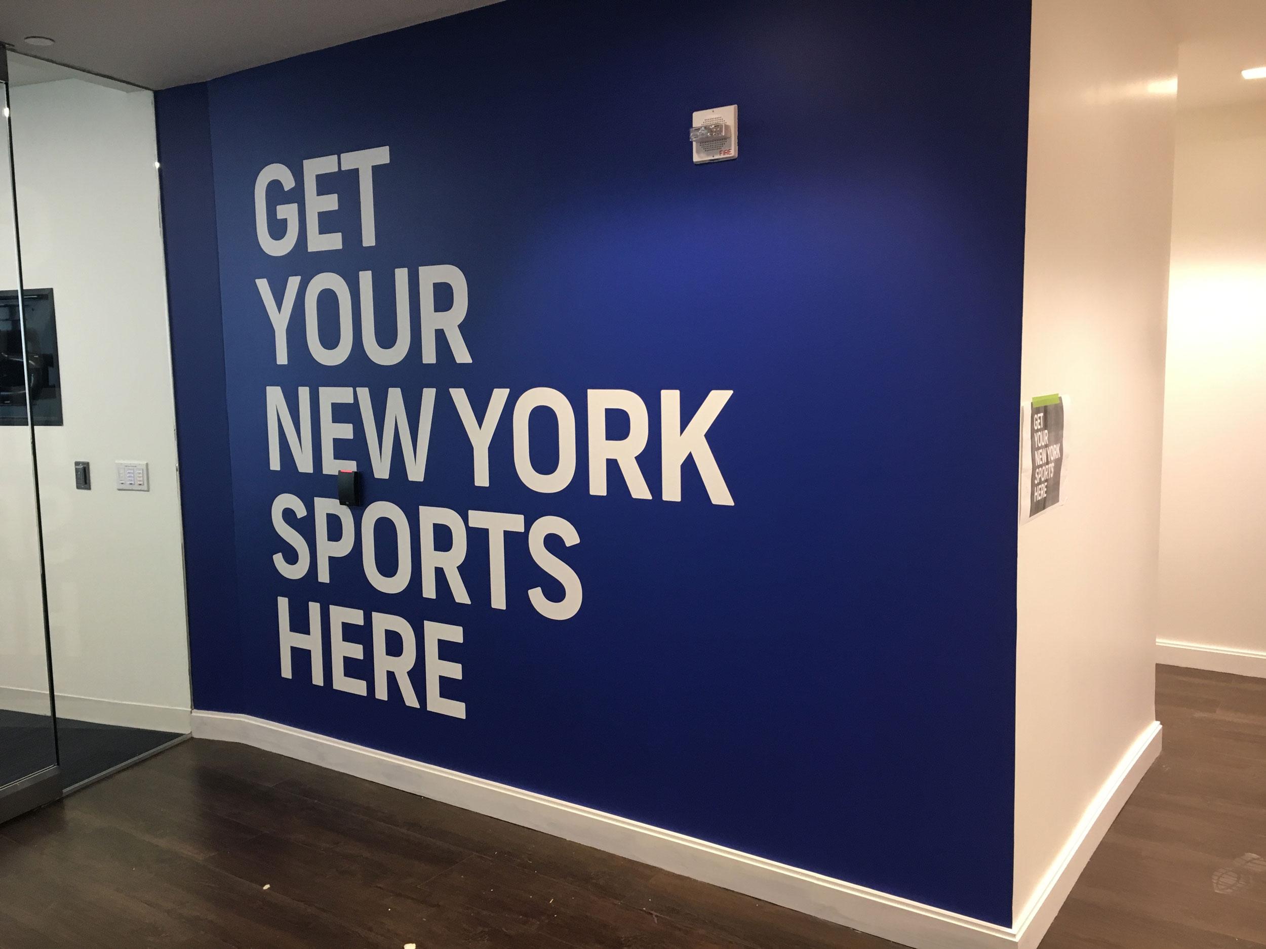 Sports New York Tagline